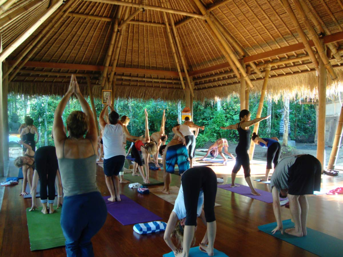 Our Shala - Ashtanga Yoga Bali Research Center
