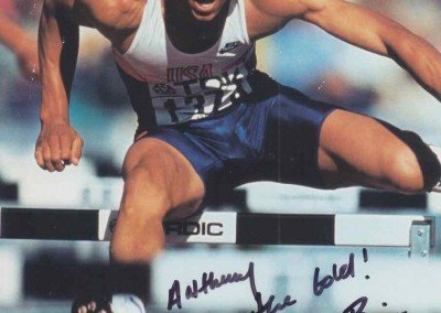 Dan O'Brien Gold Medalist 1996