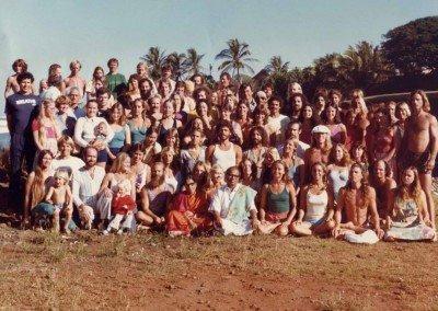 Maui Guruji tour 1980