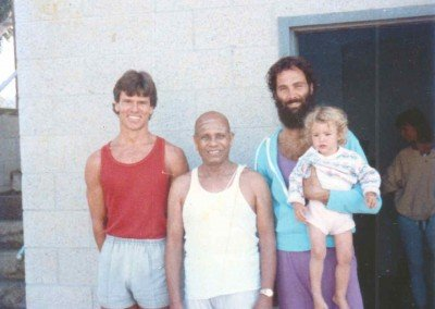 Tim Miller, Guruji and Prem