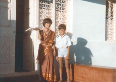 Guruji's Grandkids