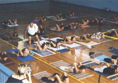 2001 Pattabhi Jois Class