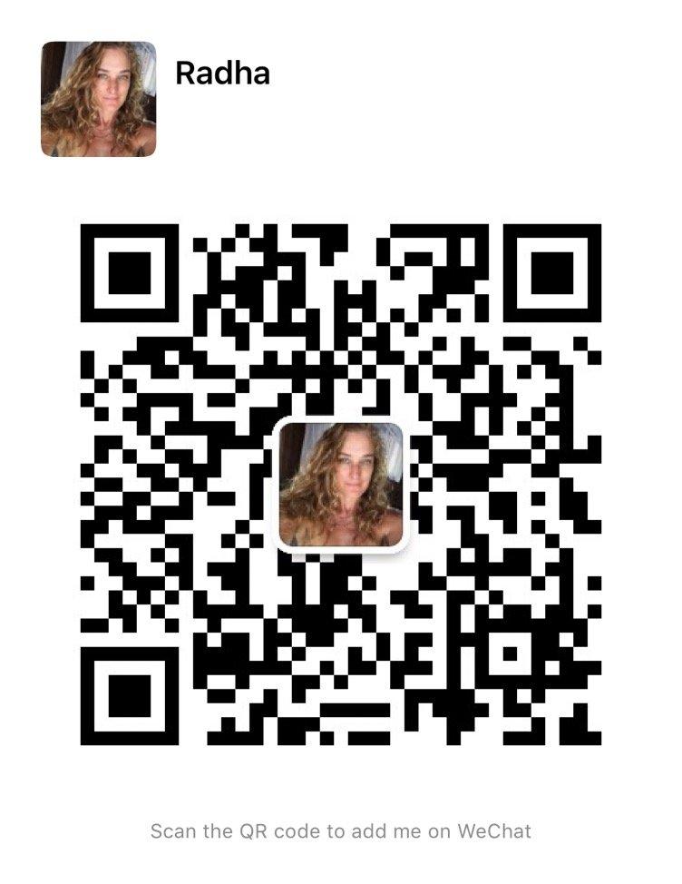WeChat Radha
